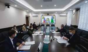 В ХМАО обсудили борьбу с коррупцией