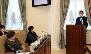 В Волгодонске названы победители конкурса «Лучший муниципальный служащий города»