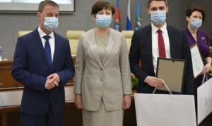 В Барнауле определили лучших муниципальных служащих города