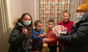 Молодые госслужащие минсельхоза Якутии присоединились к благотворительной акции помощи детям
