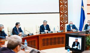 Глава Бурятии подписал указ об отставке правительства