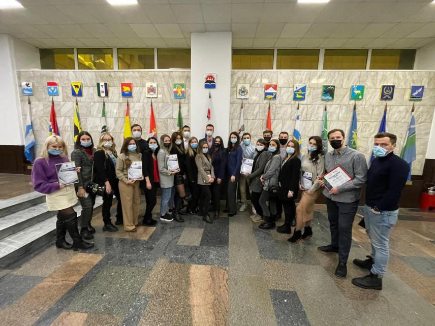 Новый состав Молодежного правительства Камчатки провел первое заседание