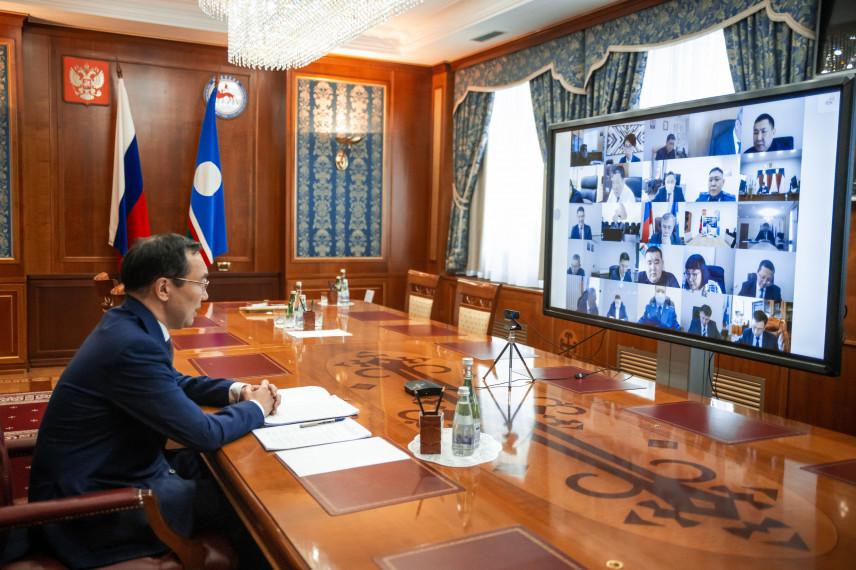 В Якутии обсудили профилактику коррупционных правонарушений