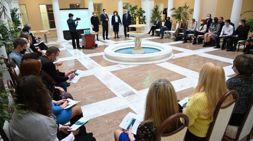 Ялтинские чиновники приступили к обучению по программе переподготовки управленческих команд