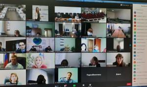 Кадровики Самарской области обсудили работу в рамках концепции «Кадры 4.0»