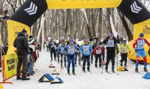 Глава Приморья вышел на «Лыжню России»