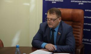 В парламенте Курганской области подвели предварительные итоги конкурса «Моя законотворческая инициатива»