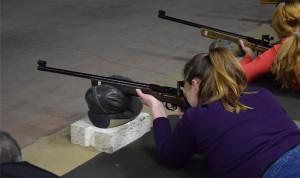 В Чувашии муниципальные служащие соревновались в стрельбе