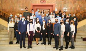 В Иркутске наградили участников Всероссийского кубка по менеджменту «Управляй»