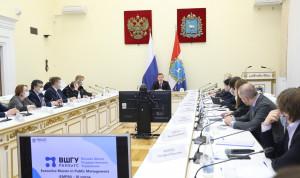 В Самарской области проходит четвертая стажировка «мастеров госуправления»