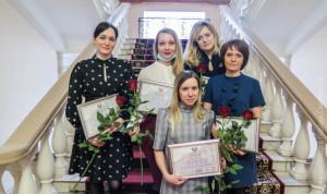 Лучших муниципальных служащих наградили в Смоленске