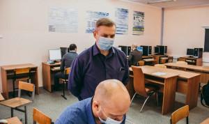 Курская академии госслужбы впервые протестировала кандидатов в резерв города