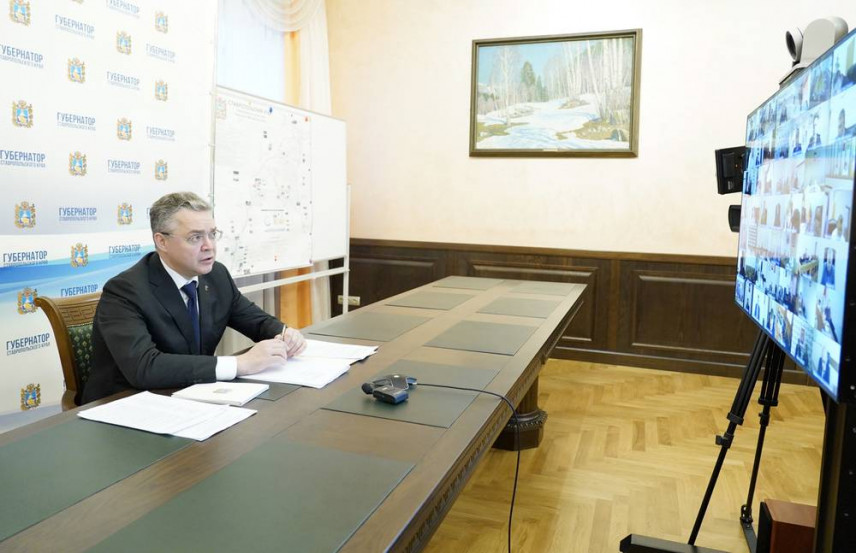 В Ставропольском крае антикоррупционный отдел перешел в ведение губернатора