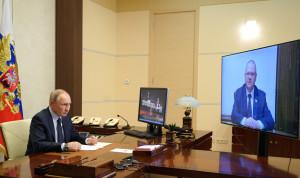 Врио губернатора Пензенской области назначен Олег Мельниченко