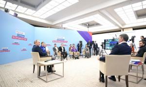 Президент поддержал новый формат конкурса «Лидеры России»