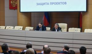 Участники кадрового резерва Татарстана защитили проекты перед президентом республики