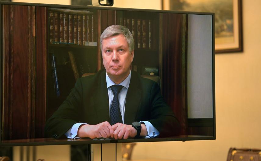 Врио губернатора Ульяновской области назначен Алексей Русских
