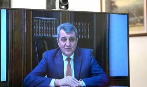 Сергей Меняйло стал врио главы Северной Осетии