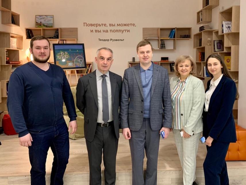 Госслужащие Воронежской области изучили нижегородский опыт управления регионом