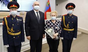 В Кемеровской области чествовали ветеранов муниципальной службы