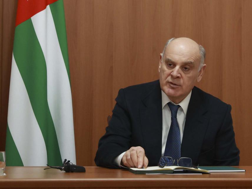 В Абхазии сформируют кадровый резерв президента