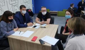 Для слушателей Губернаторской программы в Петербурге провели деловую игру, чтобы оценить их компетенции