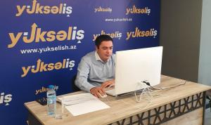 Организаторы конкурса «Восхождение» в Азербайджане создали базу данных участников