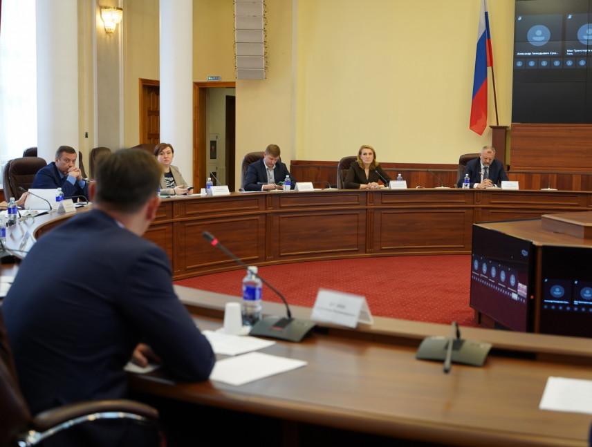 Меры профилактики коррупции обсудили в правительстве Приангарья