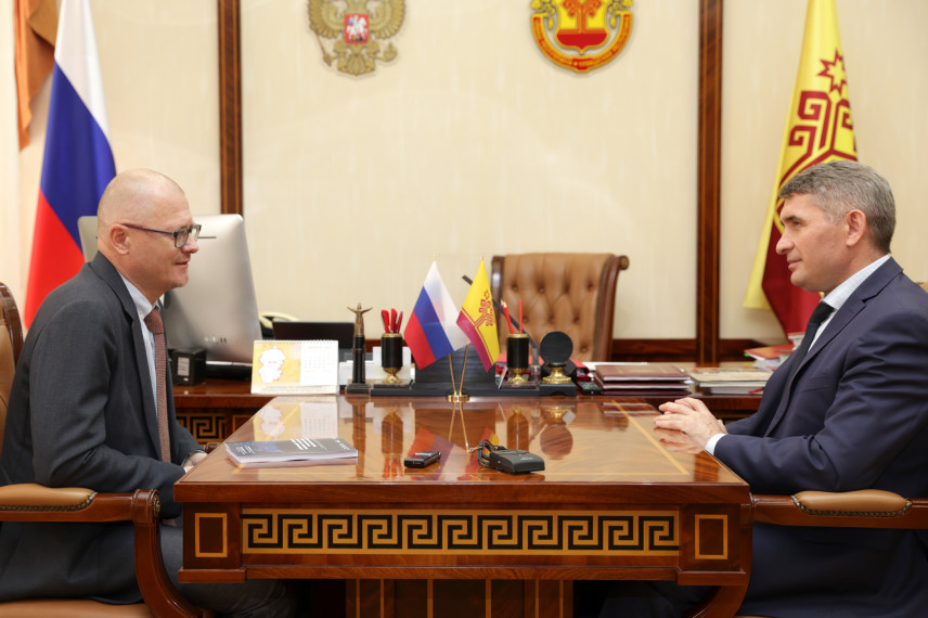 Власти Чувашии намерены развивать кадровый потенциал республики вместе с экспертами ВШГУ РАНХиГС