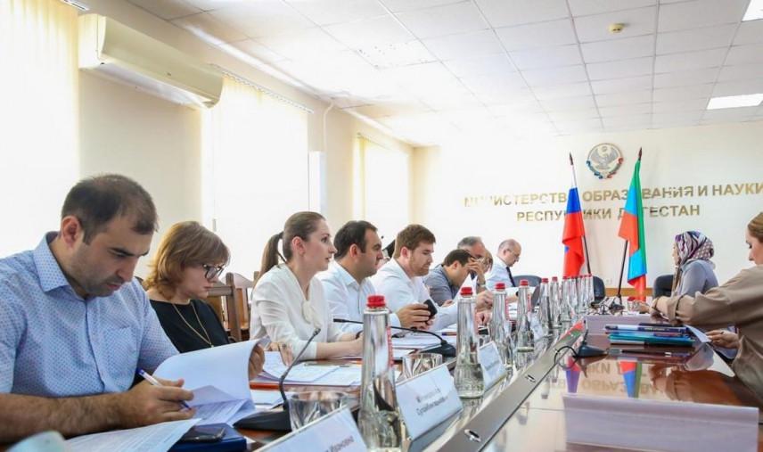 Минобрнауки Дагестана подводит итоги кадрового конкурса