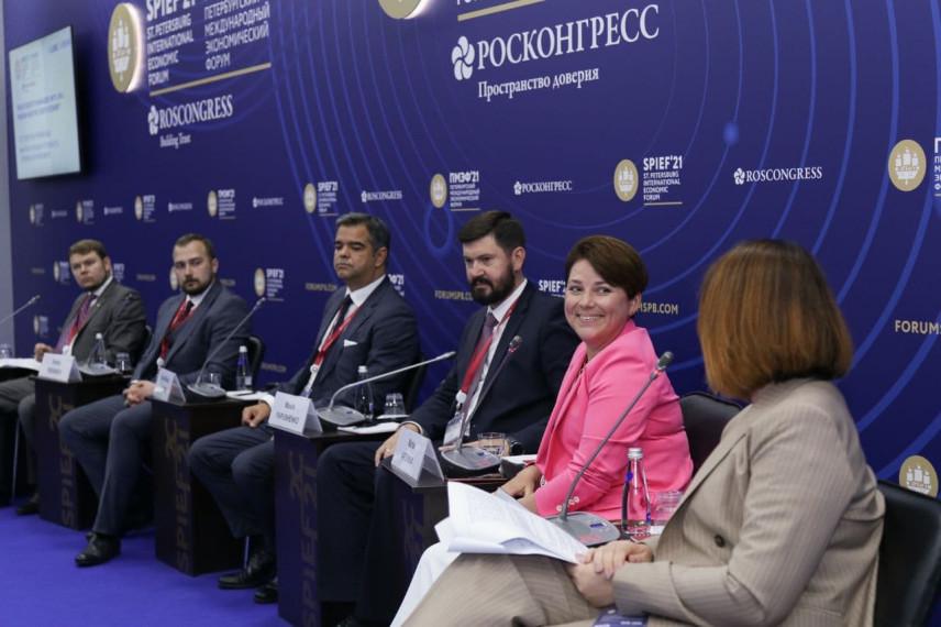 Конкурс «Лидеры Дона» отмечен экспертами оргкомитета «Лидеров России» на ПМЭФ-2021