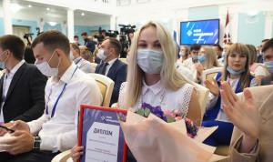 В Саранске наградили 40 победителей кадрового проекта «Моя Мордовия»