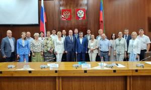 Выездной учебный модуль программы DPA прошел в Дагестане