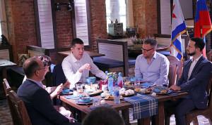 Слушателей «Управленческого мастерства» заинтересовал процесс командообразования в Калининградской области