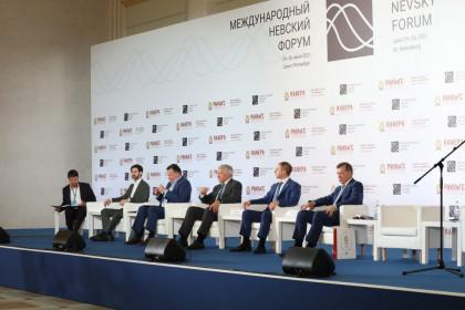 Участники Невского форума рассказали оцифровизации вгосуправлении