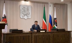 В Казани проводят конкурс на должность председателя комитета по транспорту