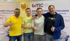 «Лидеры России» вошли в топ-5 управленческих команд чемпионата Global Management Challenge