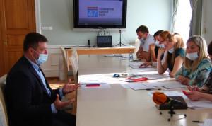 В Ленобласти продолжаются муниципальные этапы проекта #Команда47