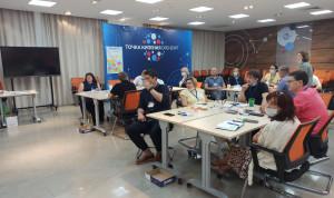 Управленческая команда Оренбургской области изучает инструменты бережливого производства