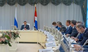 Участники совета ДФО обсудили ход подготовки кадров на Дальнем Востоке