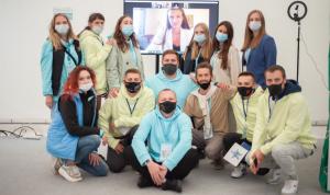 Новый состав молодежного правительства Ленобласти приступил к работе