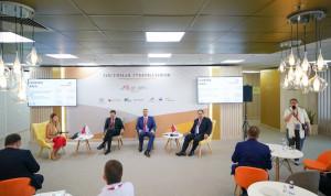 На ВЭФ-2021 губернаторы новой волны ДФО обсудили перспективы кадрового обновления
