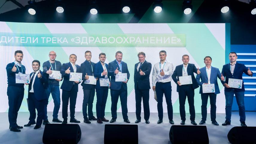 На конкурсе «Лидеры России» назвали имена победителей трека «Здравоохранение»