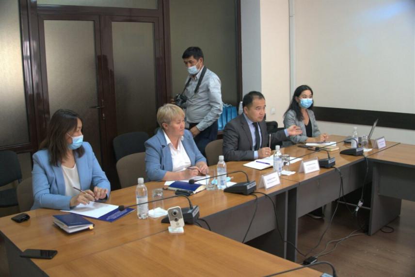 Кадровая служба Киргизии обменялась опытом с турецкими коллегами