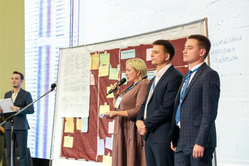 Полуфиналисты конкурса «Управленческая команда» Чувашии презентовали проекты