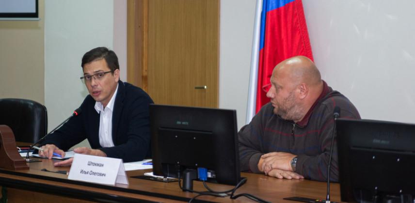 Финал трека «Госуправление» пройдет в Нижнем Новгороде