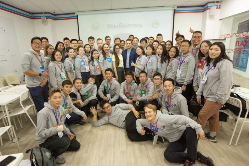 Начался прием заявок на кадровый проект «Таланты Якутии»