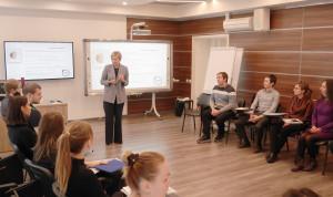 Молодые госслужащие Петербурга строят «новую траекторию» своей карьеры