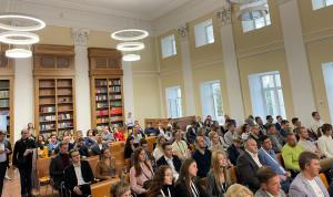 На Всероссийской неделе управления обсудили модель компетенций современного лидера