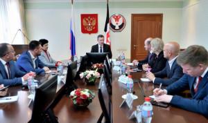 Члены правительства Удмуртии приняли участие в выездном модуле программы DPA